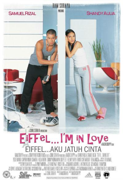 eiffell poster